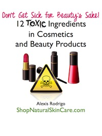 toxic ingredients in cosmetics
